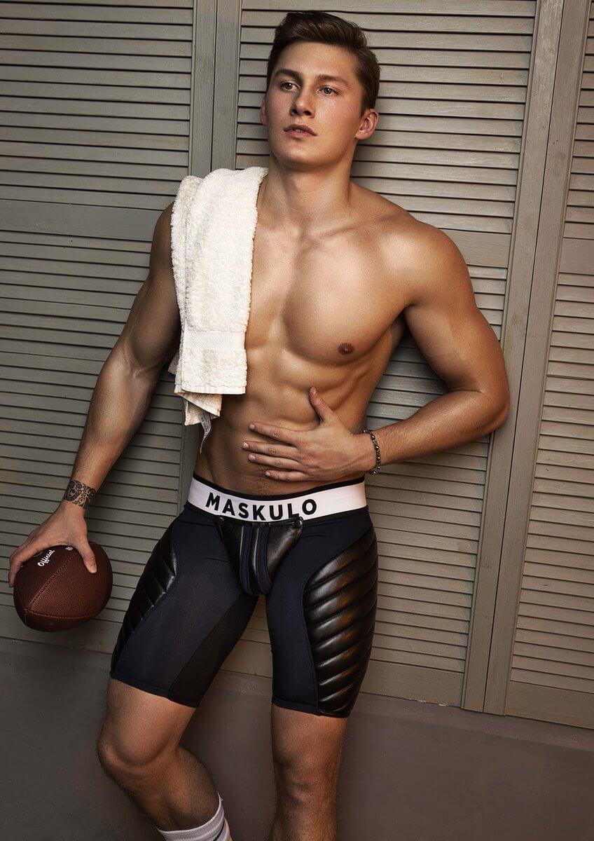 Il leather nello sport