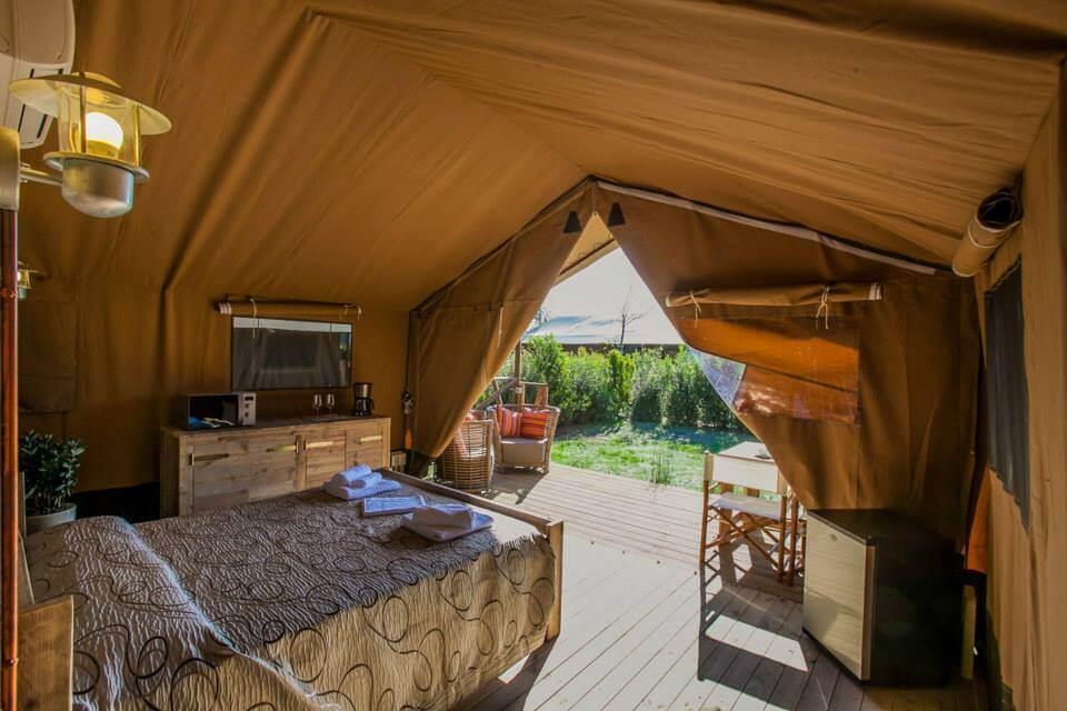 Campeggio - Capalbio