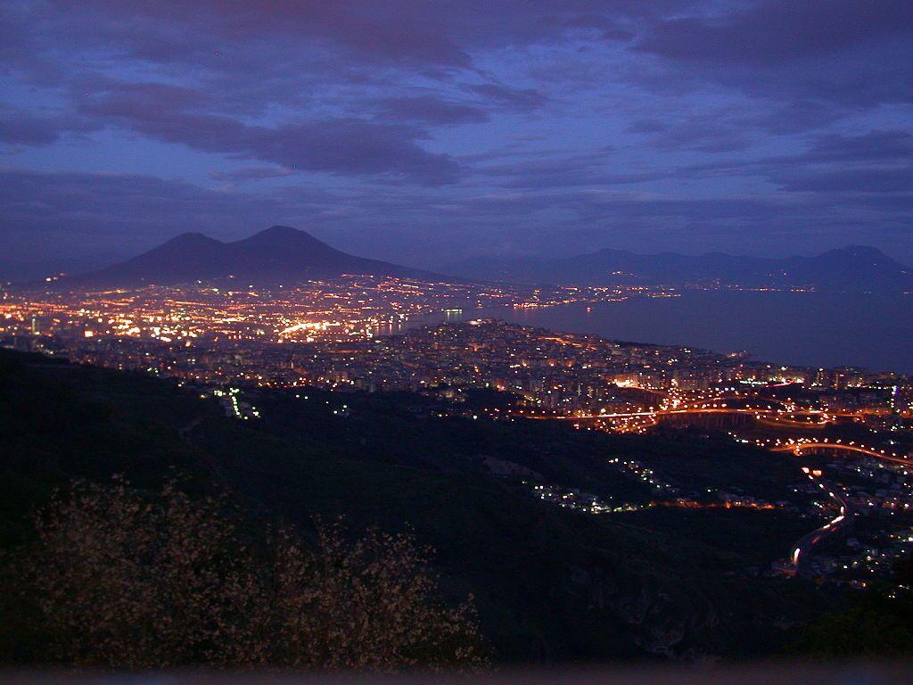 Napoli: meta del grand tour nell'800