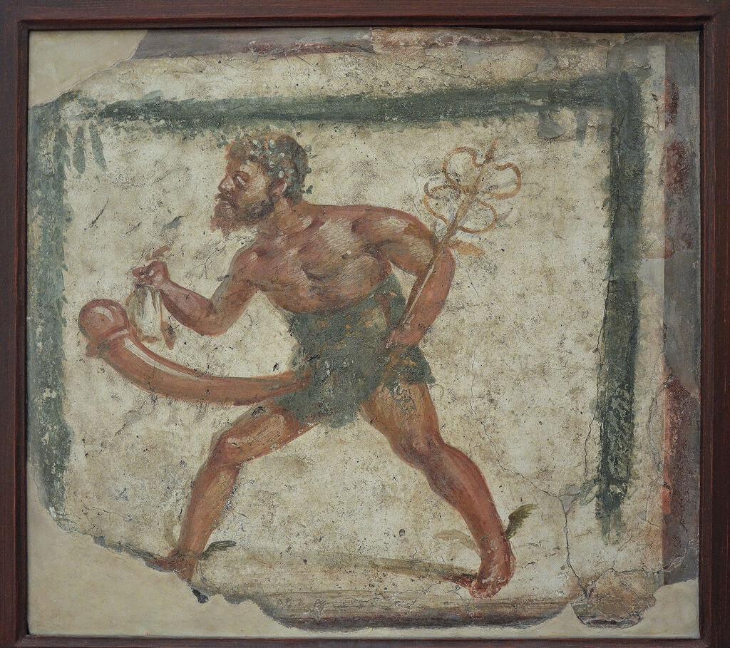 Pompei: Priapo