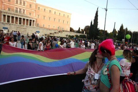grecia pride lgbt atene