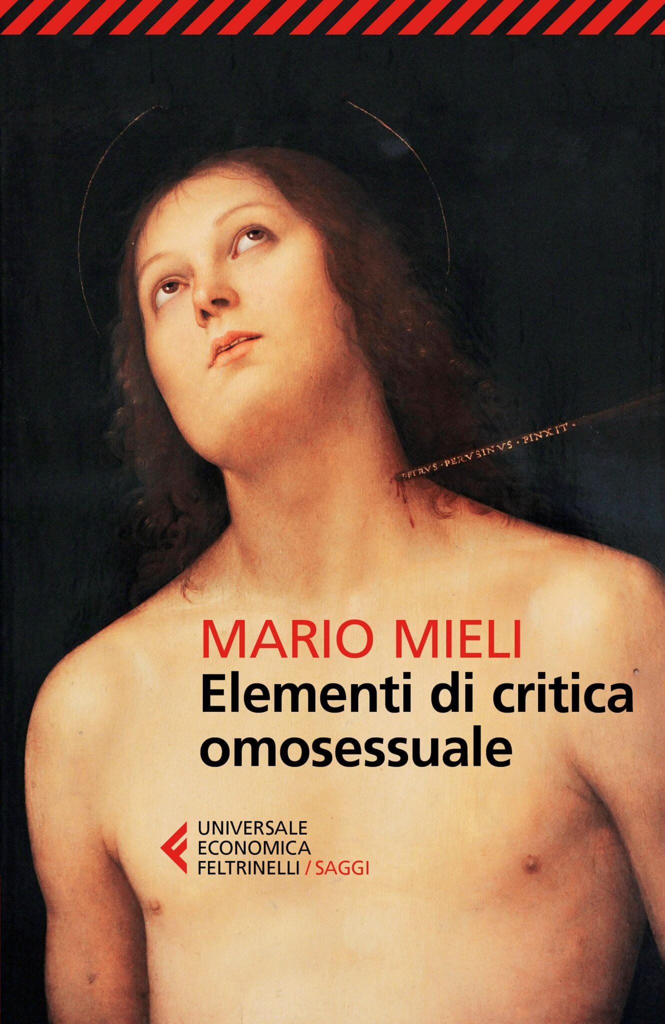 Elementi di Critica Omosessuale - Mario Mieli