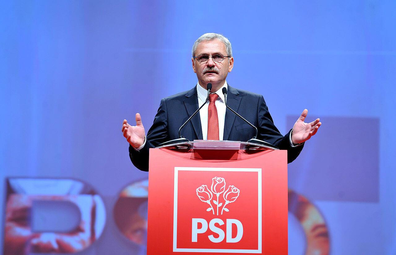 Liviu Dragnea Romania PSD