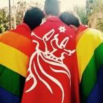tunisia shams bandiere rainbow gay lgbt arcobaleno