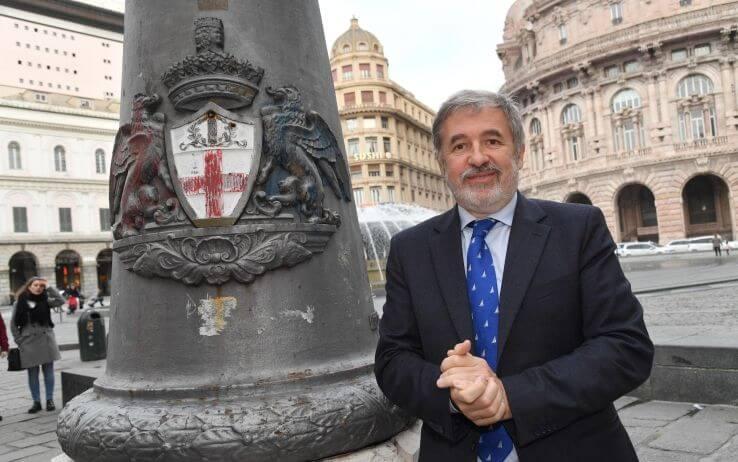 Marco Bucci Genova Sindaco
