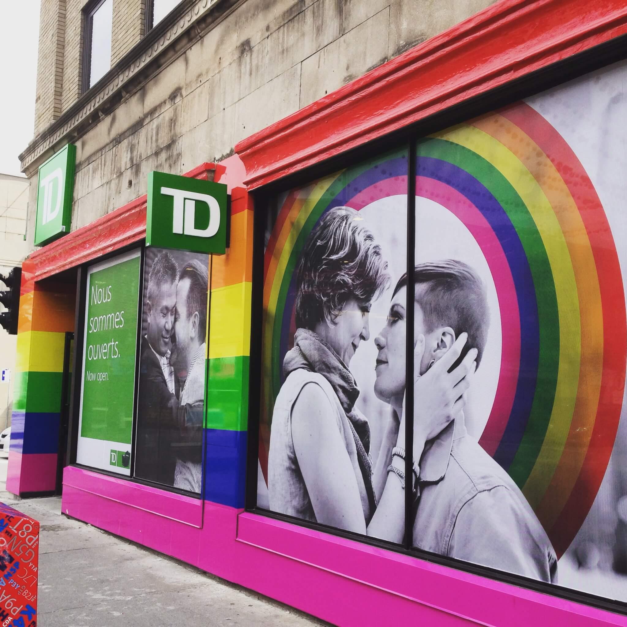 Street gay art
