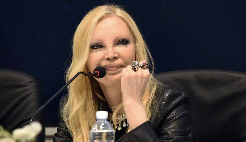 Patty Pravo a Sanremo