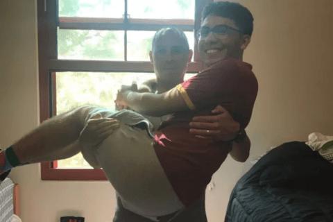 gay porno papà ragazzo
