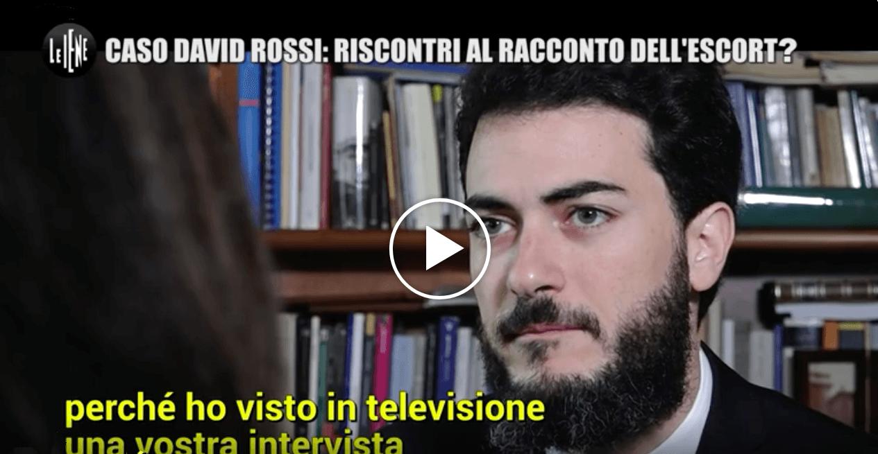 Iene Monte dei Paschi Siena David Rossi Festini