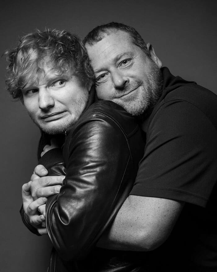 Ed Sheeran e Kev