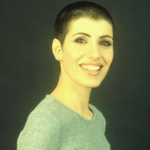 Giorgia e il periodo con Pino Daniele