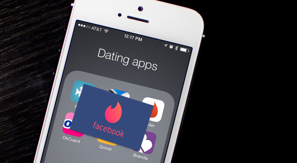 facebook dating grindr tinder