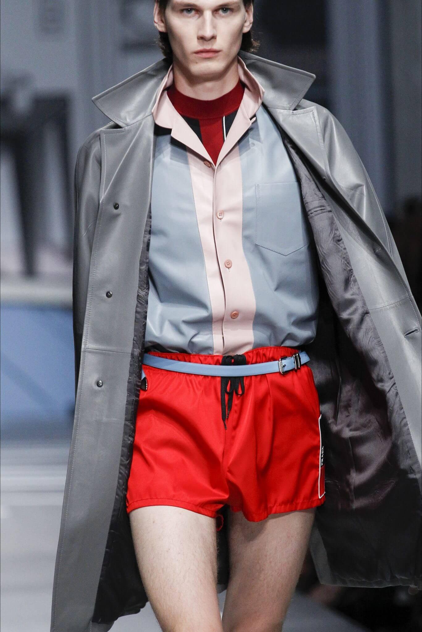 shorts moda fashion tendenze uomo