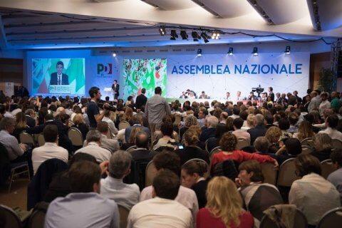 assemblea pd partito democratico
