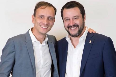 Lega Friuli Venezia Giulia Massimiliano Fedriga Matteo Salvini