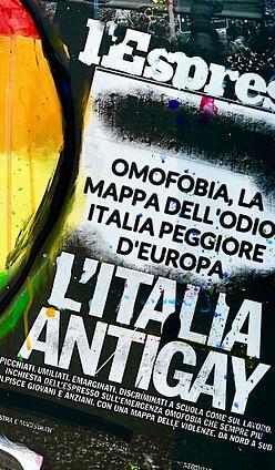 Italia omofoba