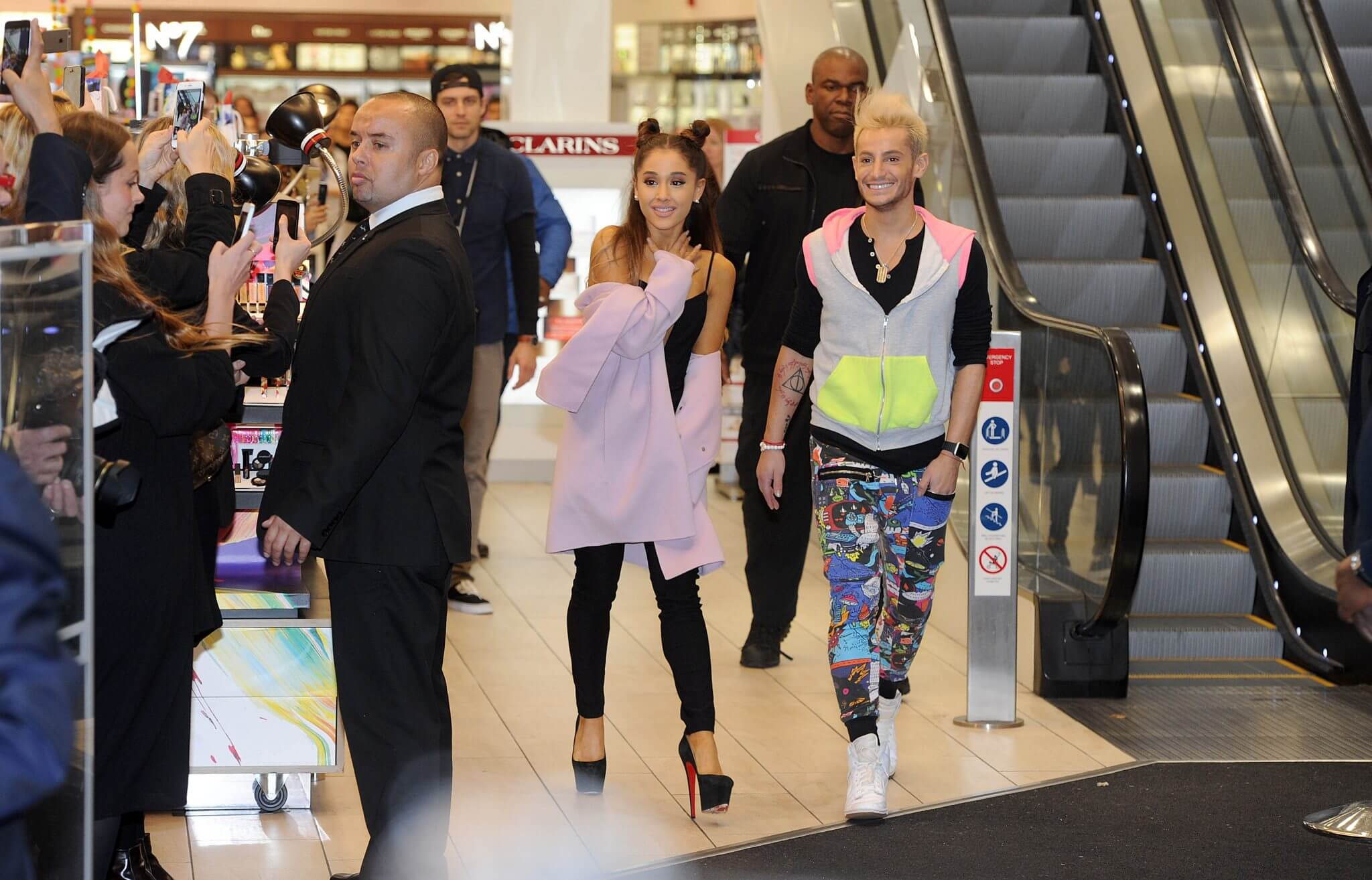 Ariana Grande Frankie Grande