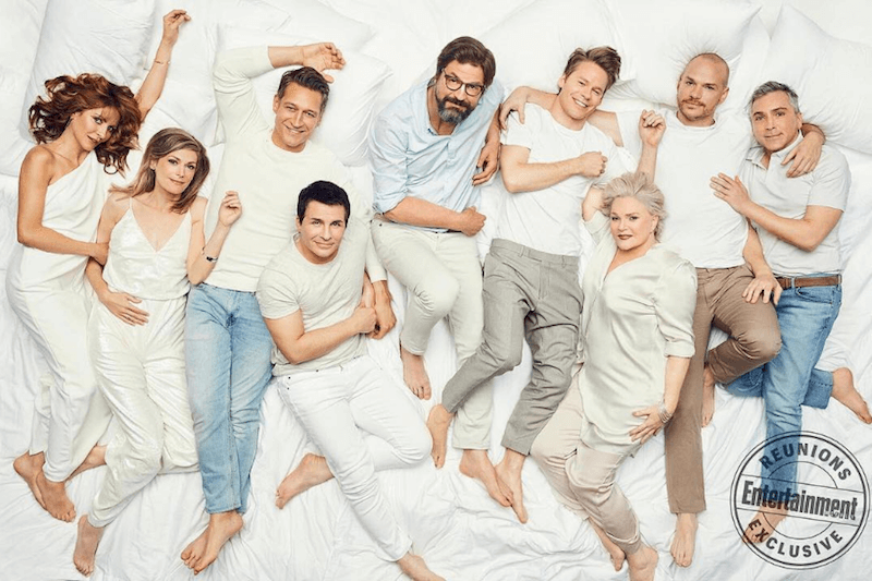 queer as folks usa reunion serie tv lgbt