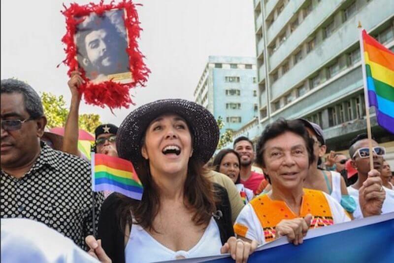 mariela castro espin cuba pride gay lgbt
