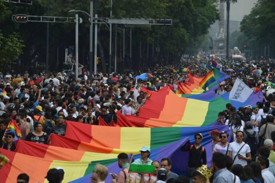 Gay Messico Pride