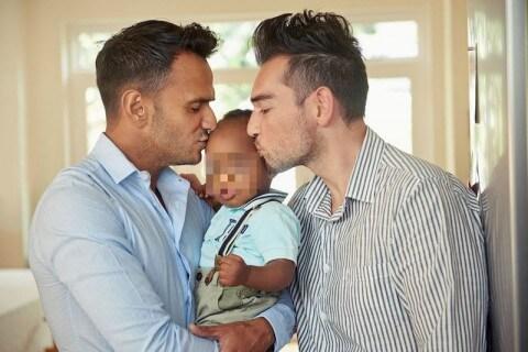 genitori gay