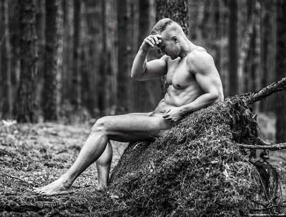 Le foto del fotografo gay Pawel Spychalsky