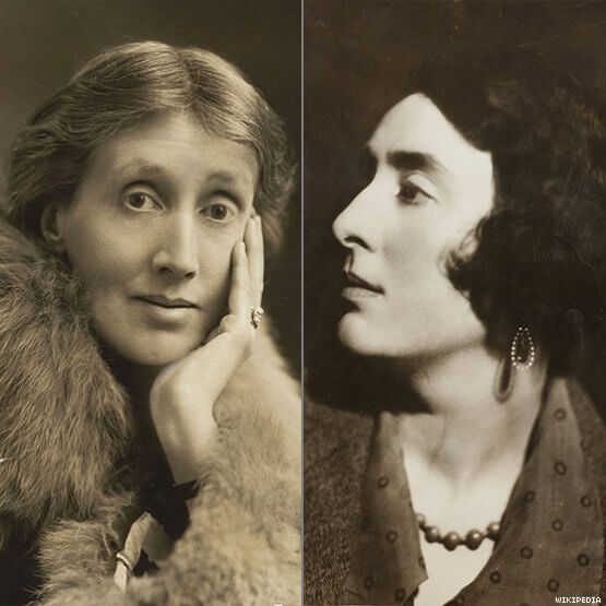 Virginia Wolf e Vita Sackville West
