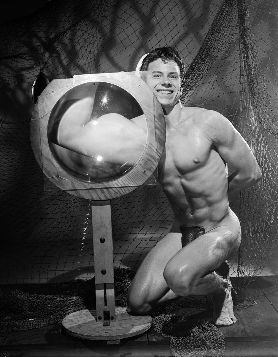 I ritratti di Bob Mizer