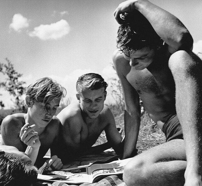 Le foto vintage di Herbert List