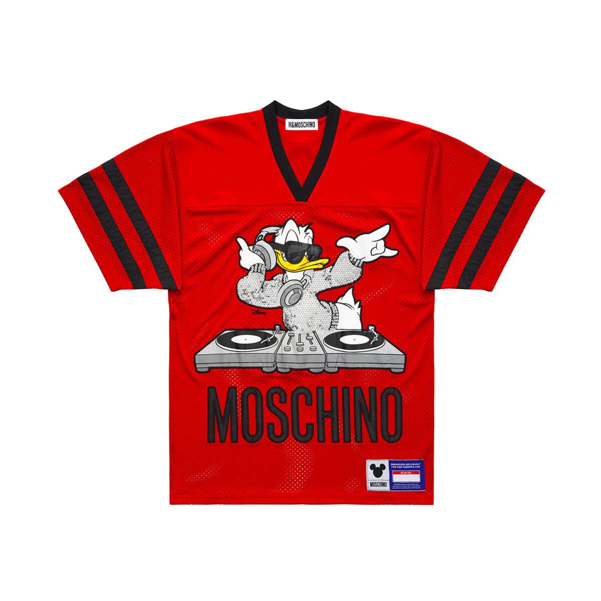 MOSCHINO X H&M