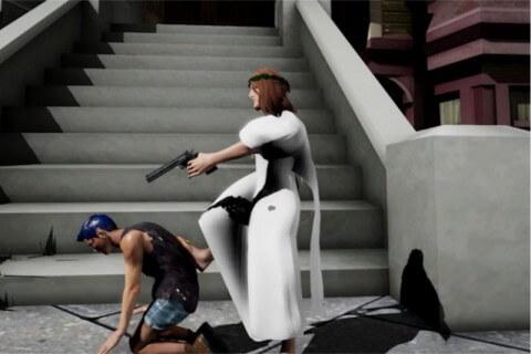 Jesus Strikes Back 480x320 - Jesus Strikes Back, il gioco creato appositamente per: nazisti, omofobi e chiunque è capace solo di odiare