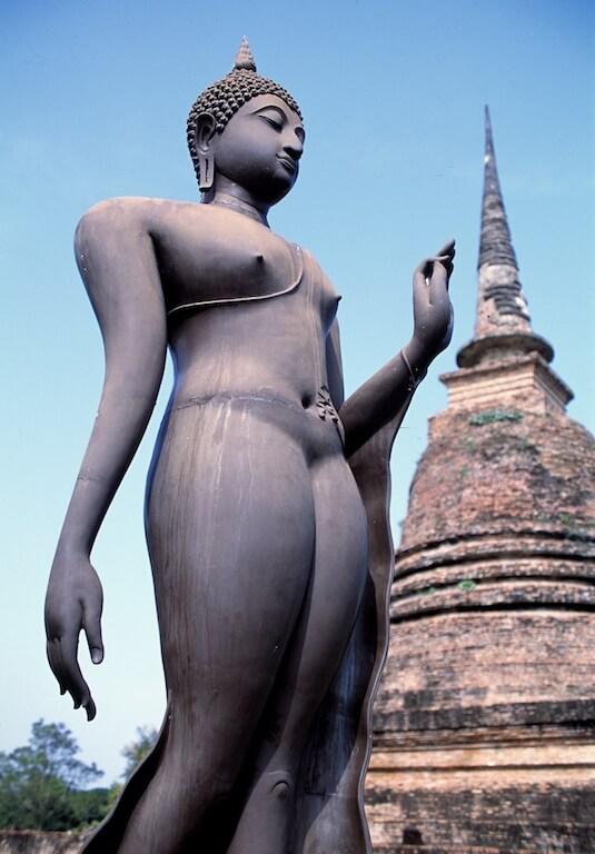 Le città sacre della Thailandia