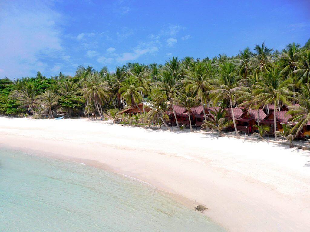 La bellezza tropicale di Kon Phagan