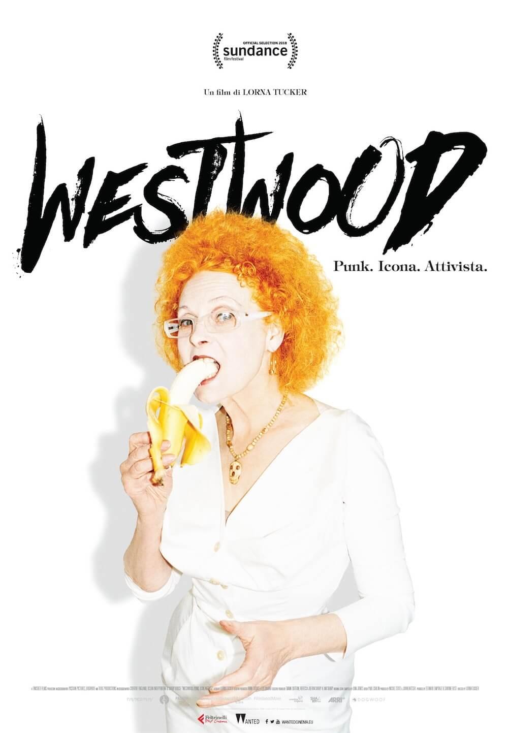 Westwood. Punk. Icona. Attivista - poster