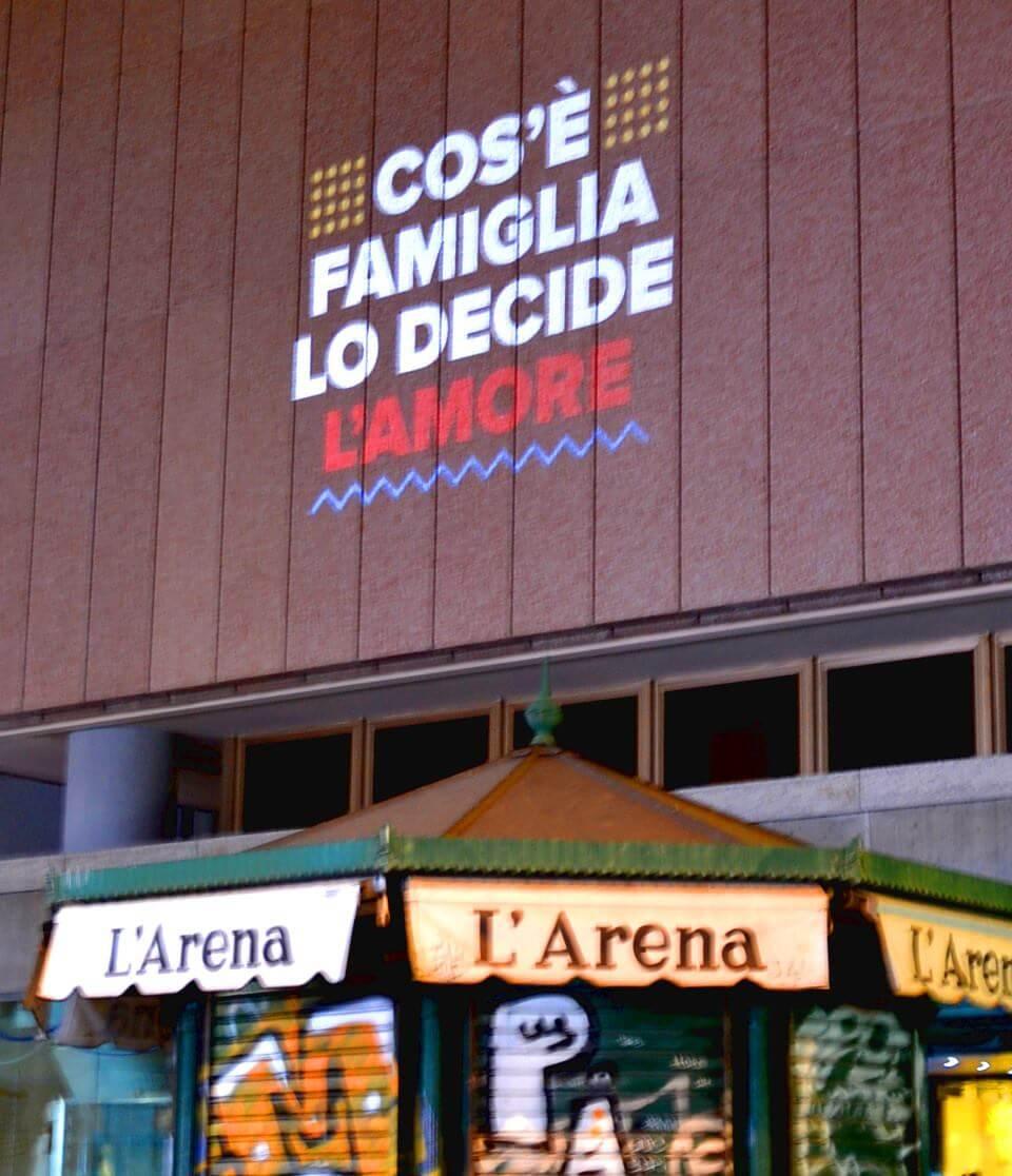 Verona, l'amore LGBT8