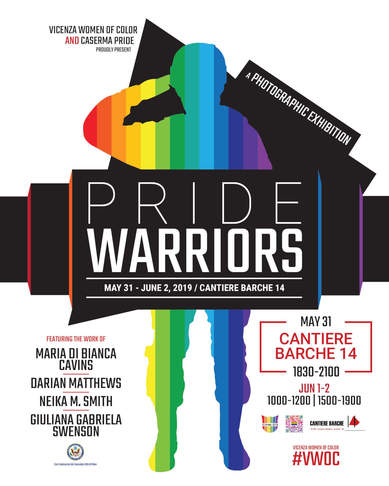 Pride Warriors 00