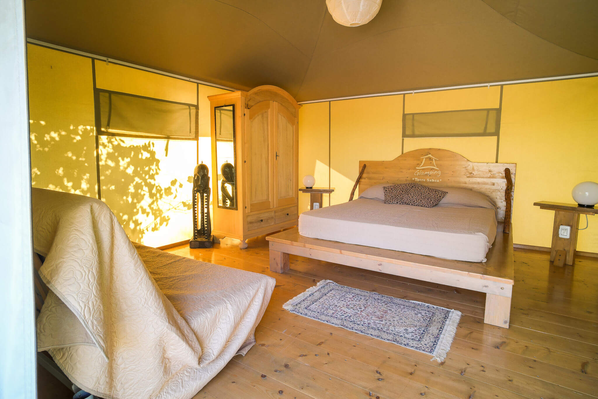 Agricampeggio e Glamping Torre Sabea