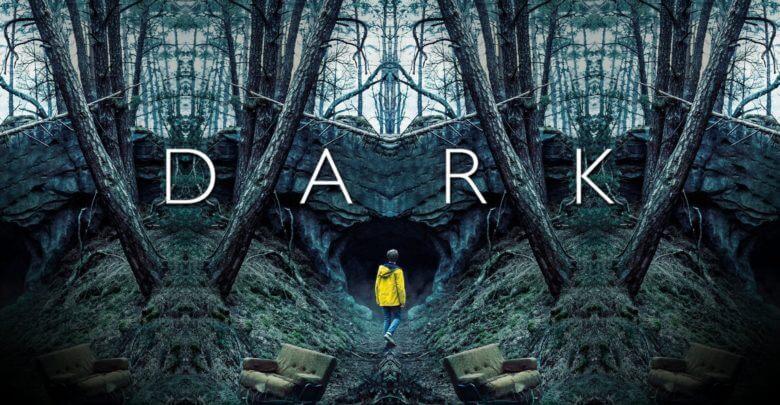 Locandina della serie tv tedesca Dark