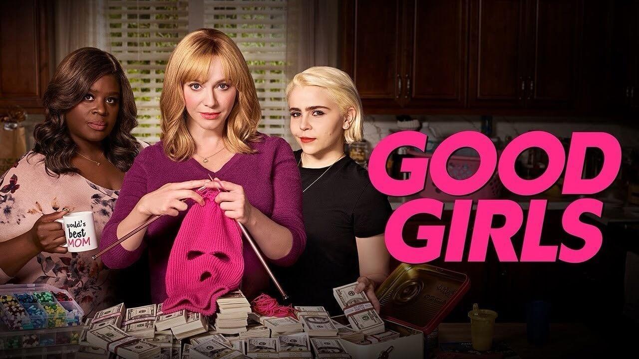 Locandina della seconda stagione di Good Girls