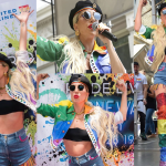 Lady Gaga allo Stonewall day 2019 a New York