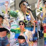 Lady Gaga allo Stonewall day 2019 a New York