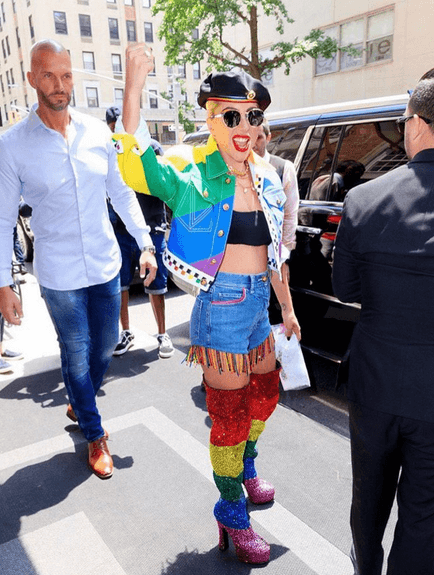Lady Gaga Stonewall day 2019
