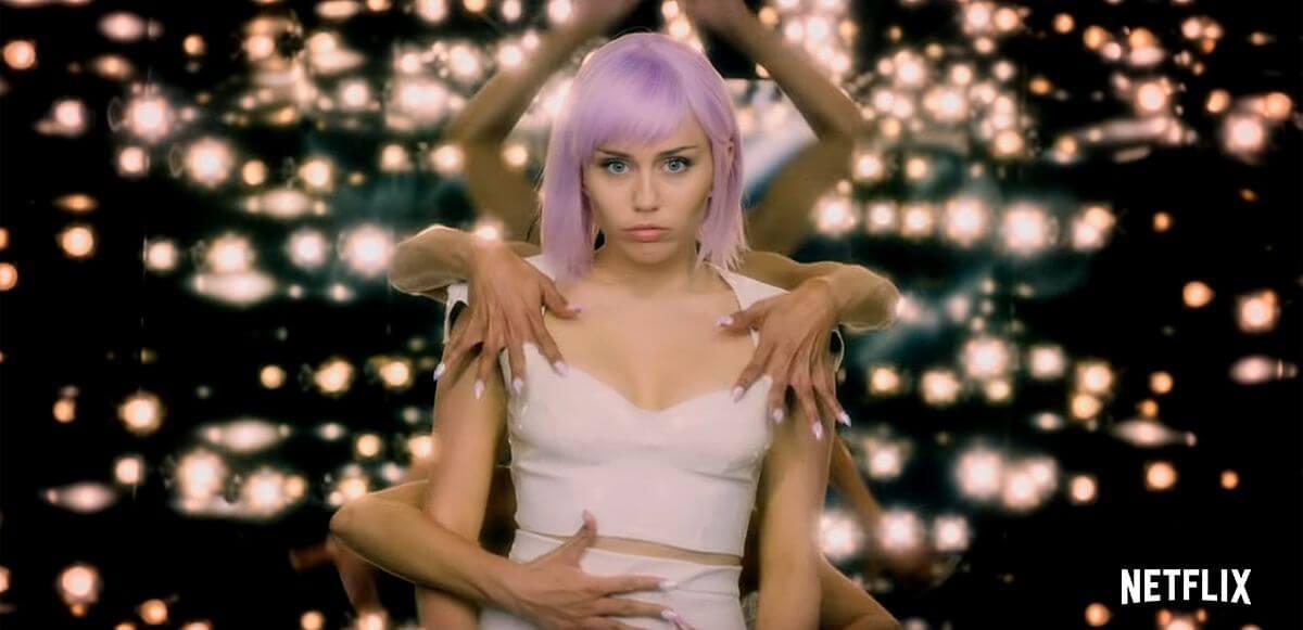 Miley Cyrus sarà la Guest star d'eccezione in Black Mirror 5