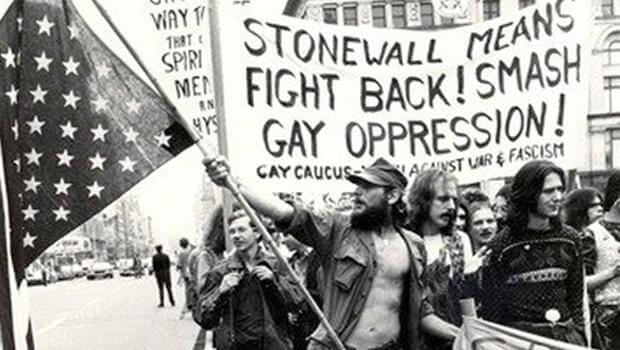 Moti di Stonewall nel 1969