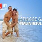Spiagge gay Sicilia e Sardegna