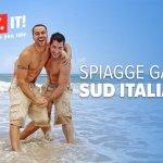 Spiagge gay Sud Italia: Puglia, Campania, Calabria, Basilicata, Abruzzo, Molise