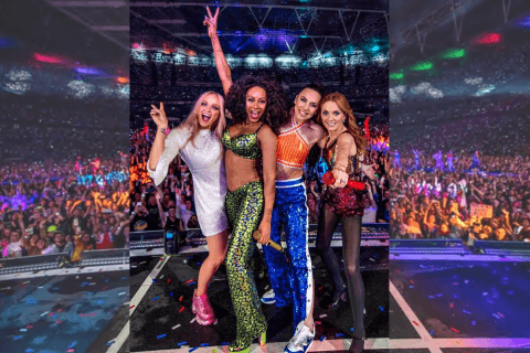 Spice Girls Wembley 2019