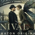 'Carnival Row' locandina Amazon