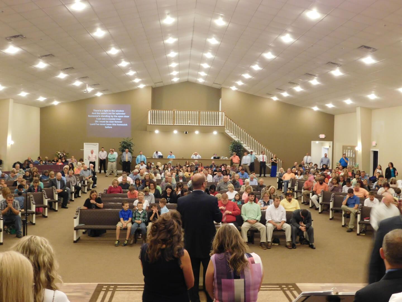 Lighthouse Baptist Church Alabama, USA