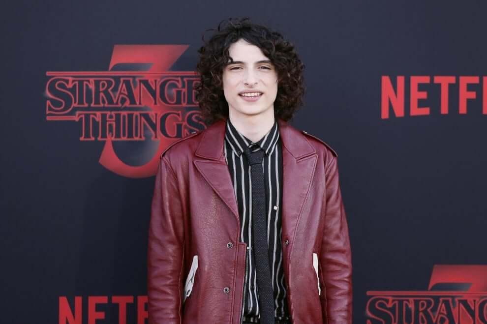 Stranger Things 3, Finn Wolfhard (Mike)